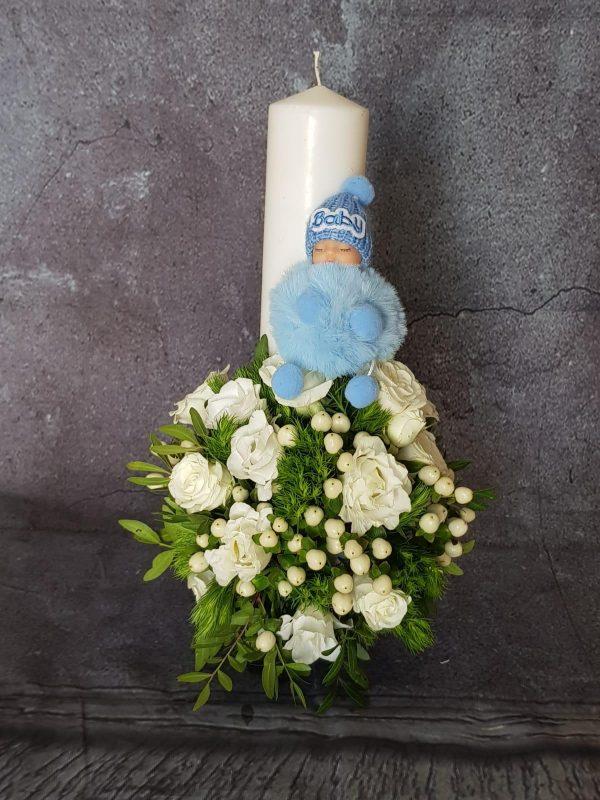 Botez – Florarie Online Navodari – Constanta. Comenzi la telefon 0727.870.896 si online. Plata cu cardul.Livrari flori Navodari, Constanta
