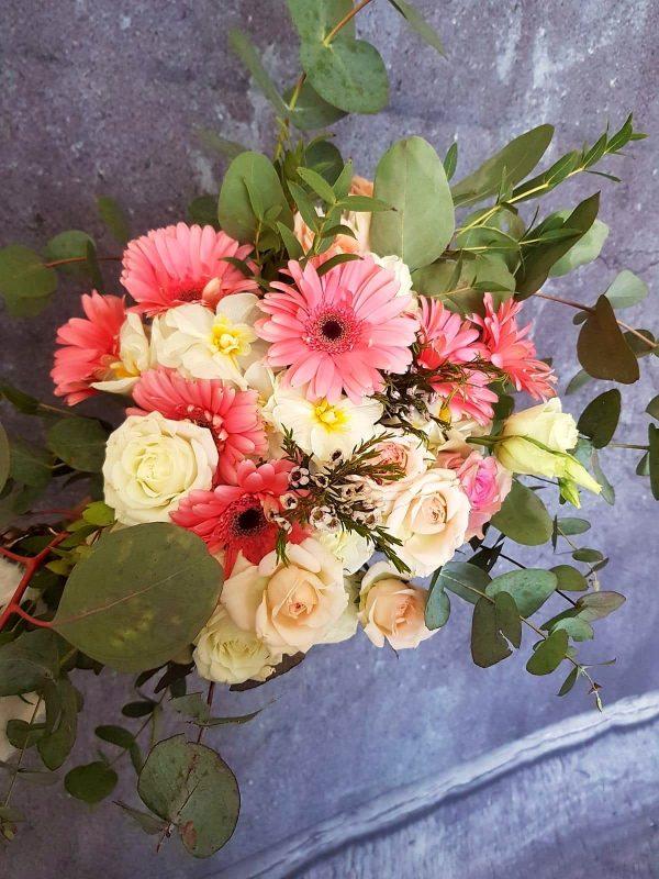Buchet mireasa sauvage - Annie' s Flowers | Florarie Navodari - Constanta | comenzi@anniesflowers.ro | 0727870896