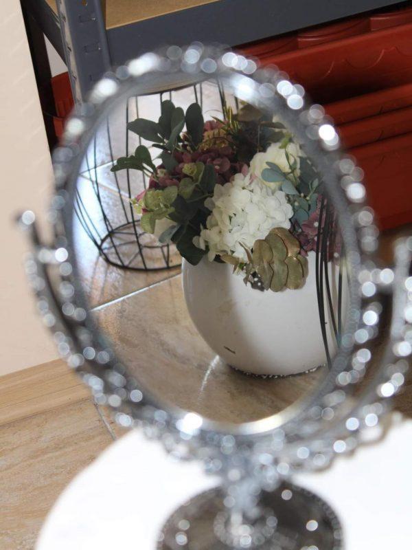 Oglinda bride light silver